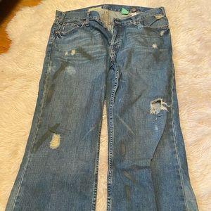 Hollister Men Jeans size 36W/32L